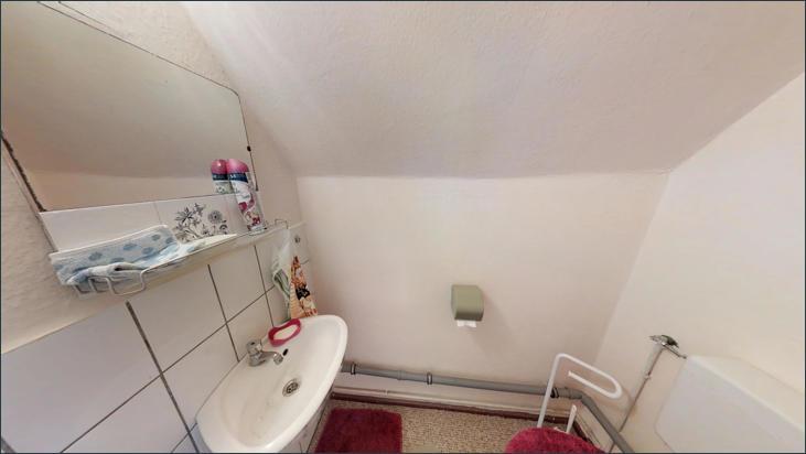 OG: Gäste-WC