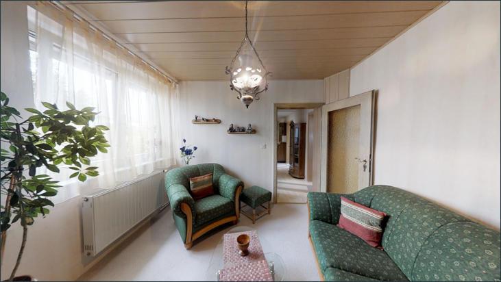 Zweites Wohnzimmer