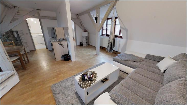 Wohnung im Naumburger Zentrum