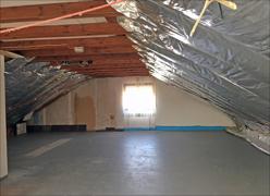 Dachgeschoss Ansicht 1