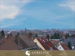 Blick aus DG Wohnung_Exposé_Banner
