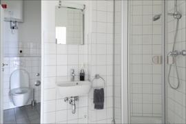 WC 1 mit Dusche