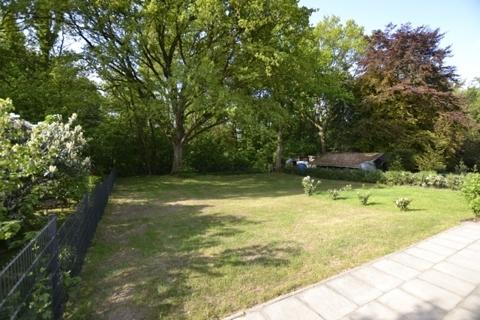 Hintergarten für die Gemeinschaft