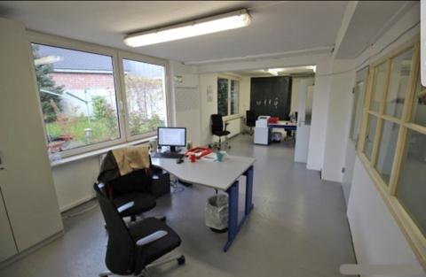 Büros Erdgeschoss