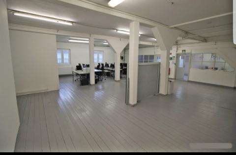 Lager- und Bürofläche EG