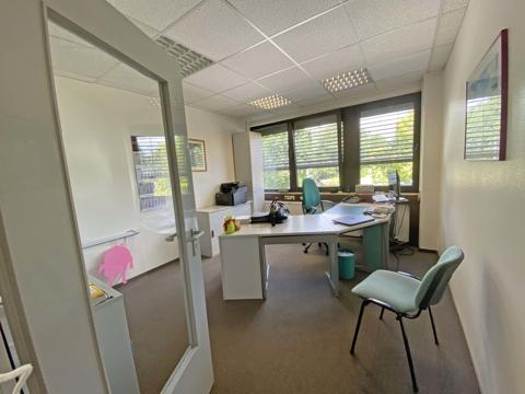 kleines Büro Obergeschoss