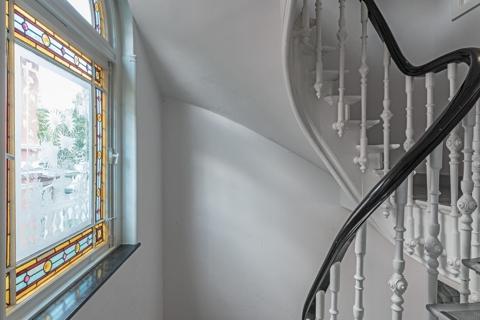 Stilelemente Treppenhaus