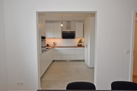 offene Küchenbereich