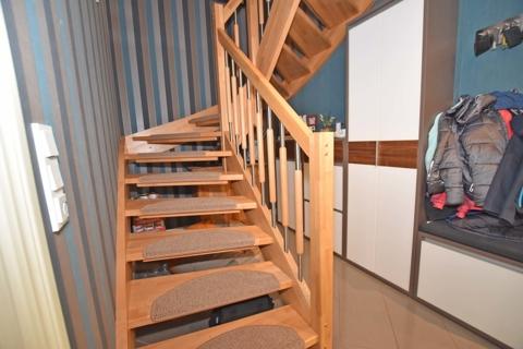 Treppenaufgang Erdgeschoss