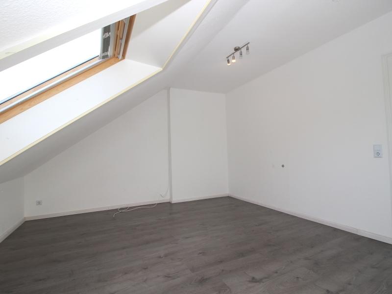 Weiteres Zimmer von guter Größe im Dachgeschoss