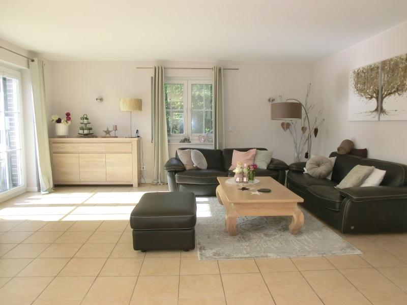 Ihr Wohnzimmer - geschmackvoll, großzügig und hell