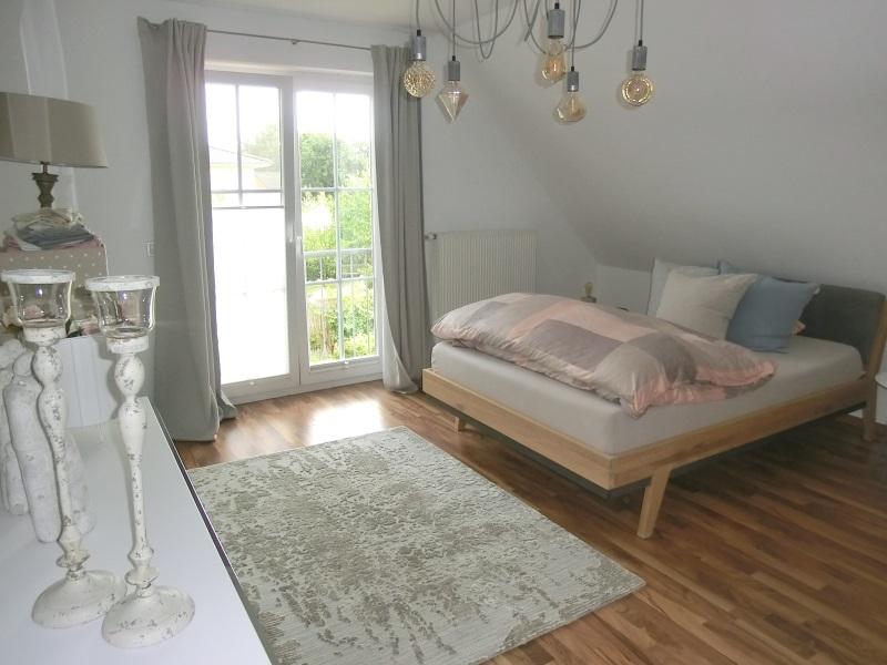 Geschmackvolles Zimmer - hier schlafen Sie gut