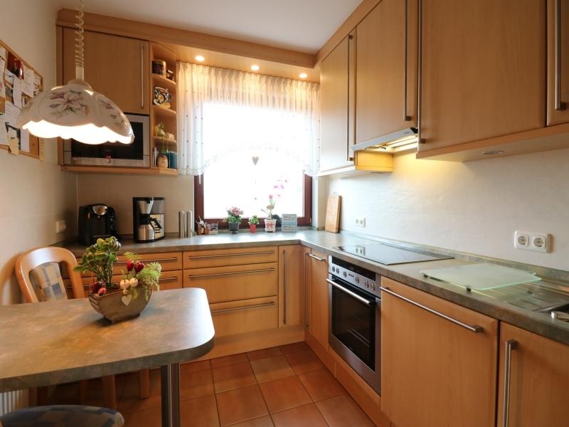 Einbauküche mit viel Platz