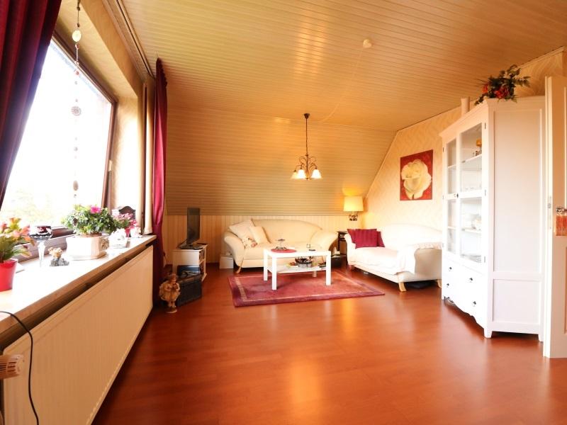 Komfortables Wohnen auch im Obergeschoss
