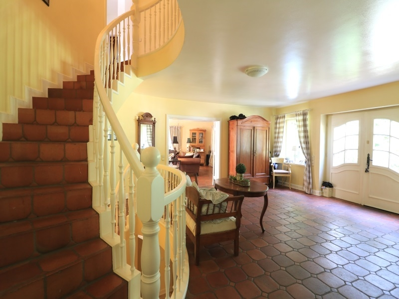 Diele Treppe ins Obergeschoss