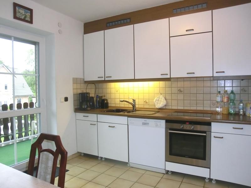 Wohnküche im 1. Obergeschoss