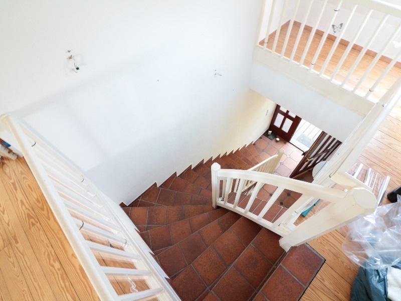 Separater Zugang Obergeschoss