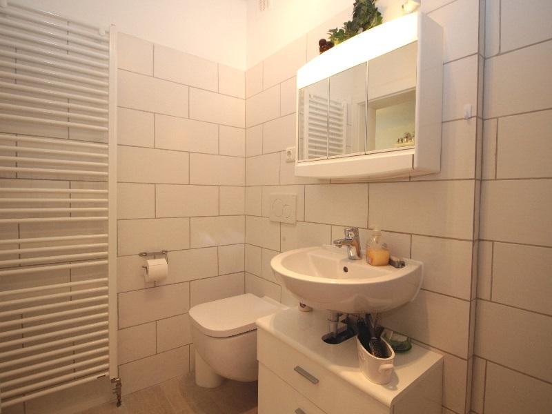 Duschbad im Einliegerbereich