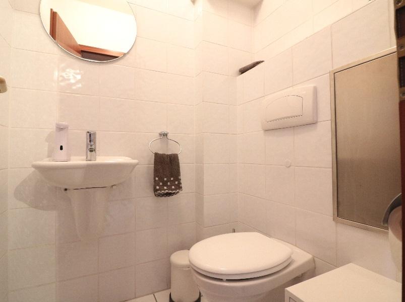 Gäste-WC Wohnung 3