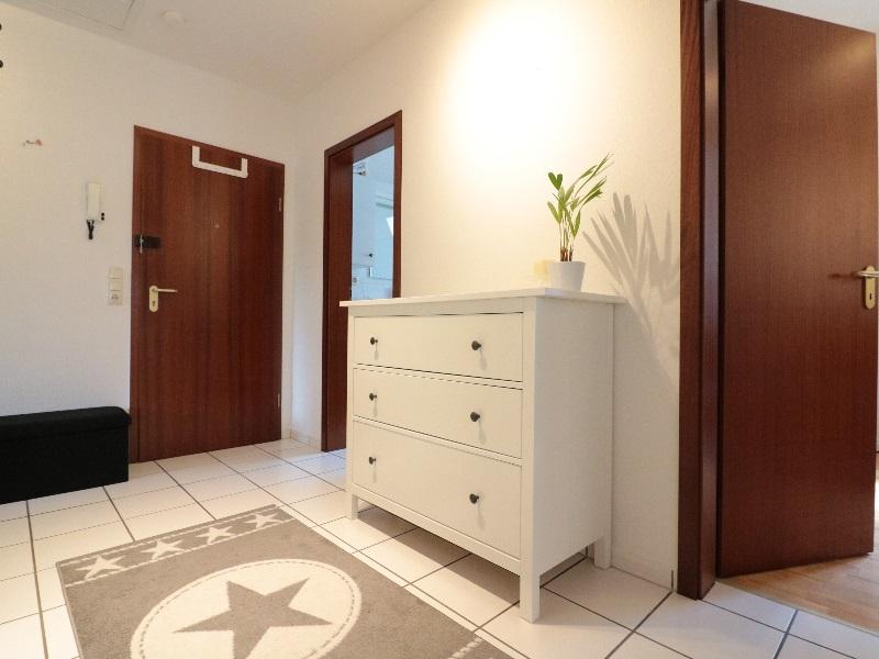 Willkommen in der Wohnung 3