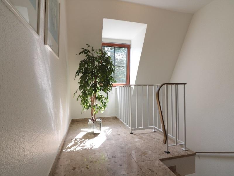 Treppenhaus der Immobilie
