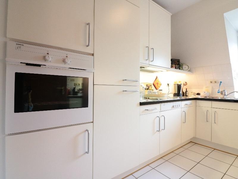 Einbauküche Wohnung 4