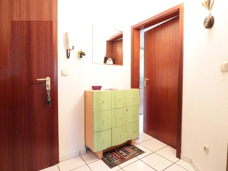 Willkomme in Wohnung 2