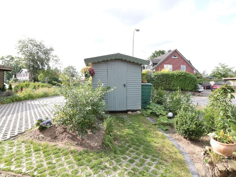 Praktisches Gartenhaus