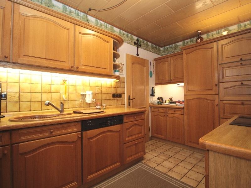 Geräumiger Küchenbereich