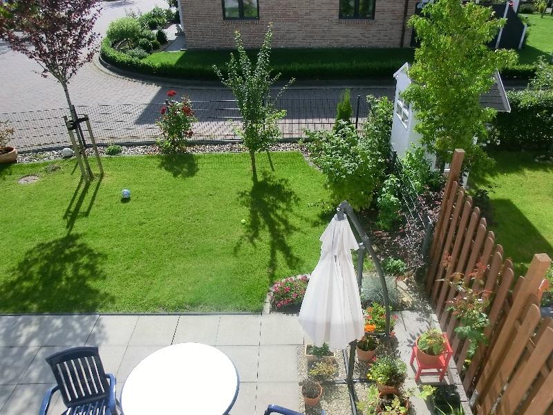 Blick in den Garten