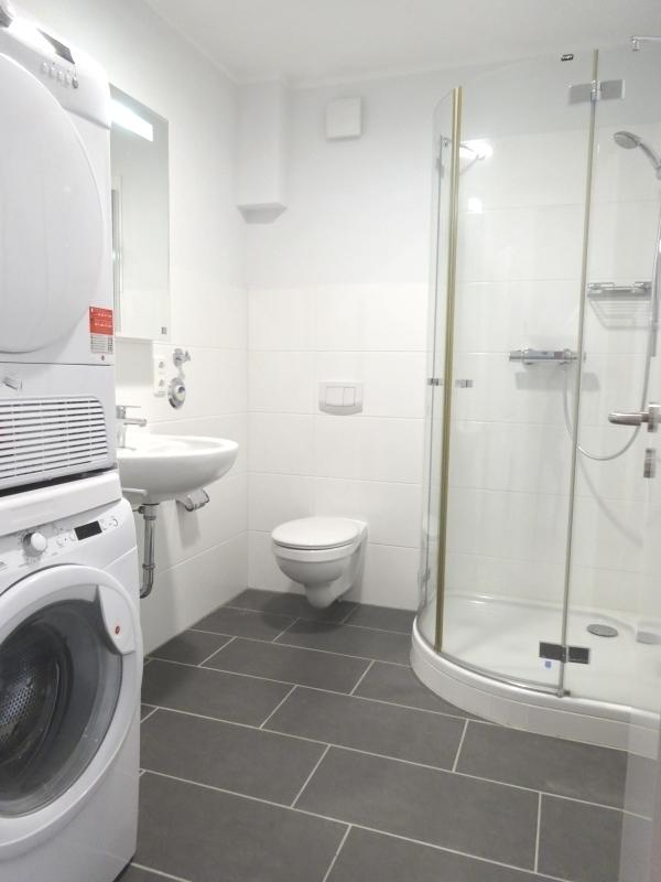 Moderne Duschbad