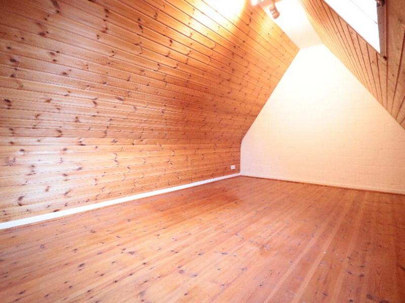 Wohnlich ausgebauter Dachboden
