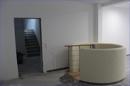 Ladenlokal mit Treppenabgang
