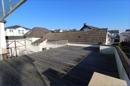 Dachterrasse mit Nebenhaus