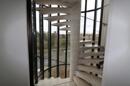 Treppenhaus-Eingang