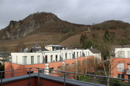Aussicht zum Siebengebirge