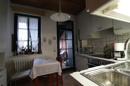 Küche im Hinterhaus