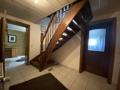 Treppenhaus im Untergeschoss