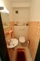 WC im  Waschkeller