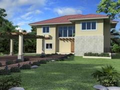 Villa Bahia - Vista Frontal
