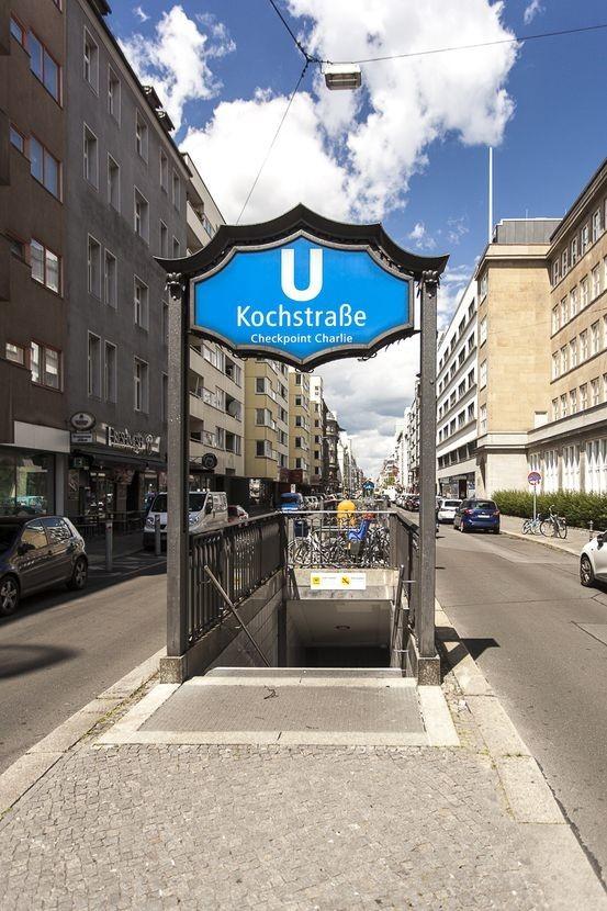 U6 Kochstraße
