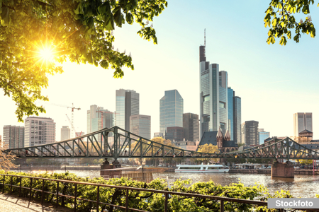 Stock-Foto Frankfurt