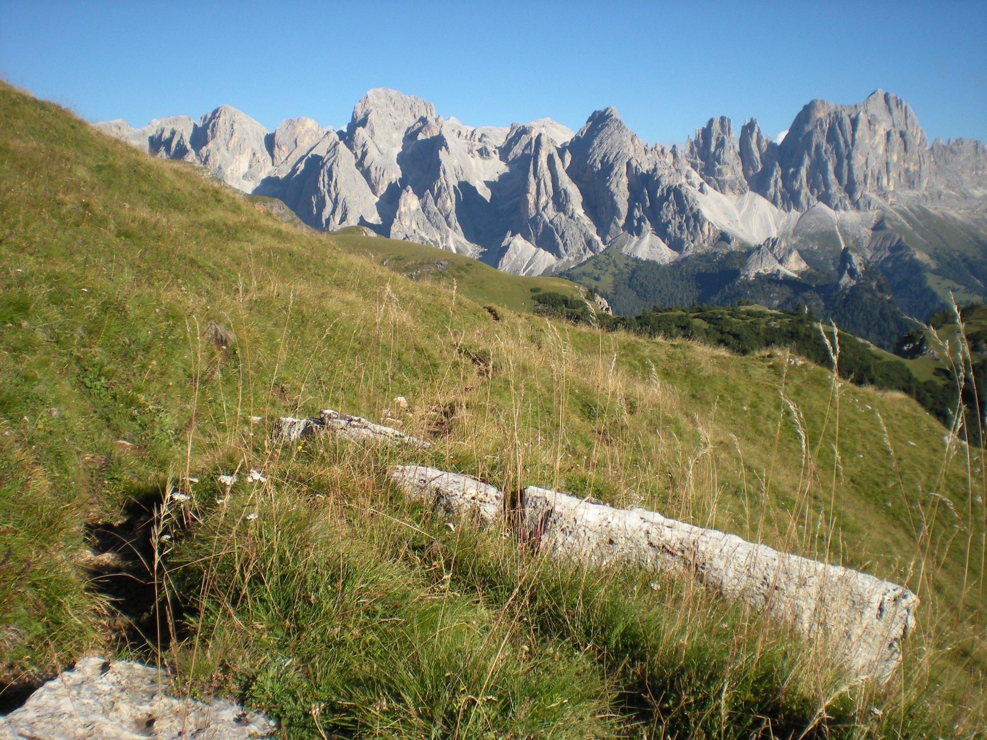 Herrliche Bergwelt