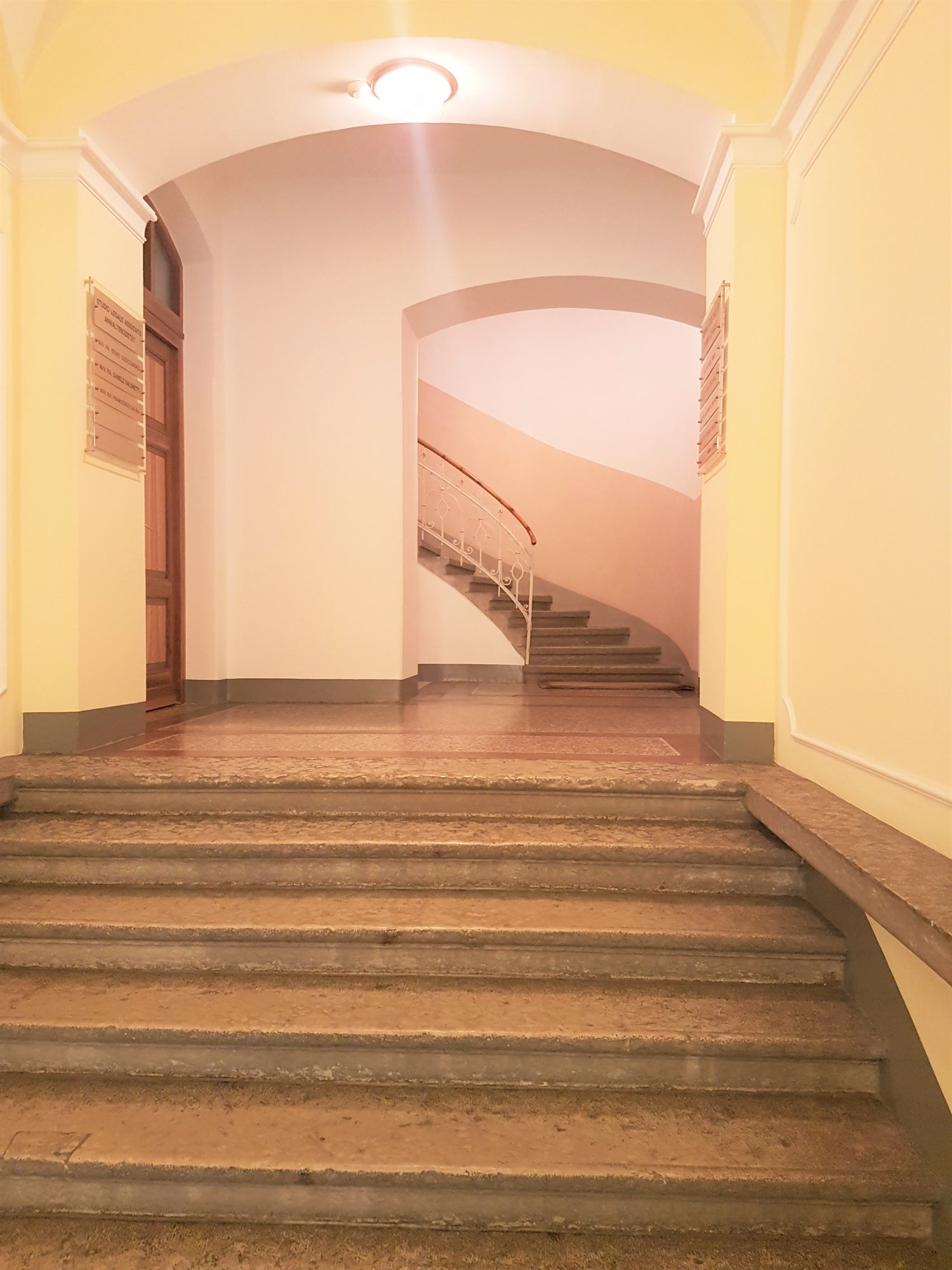 Eingangsbereich_entrata