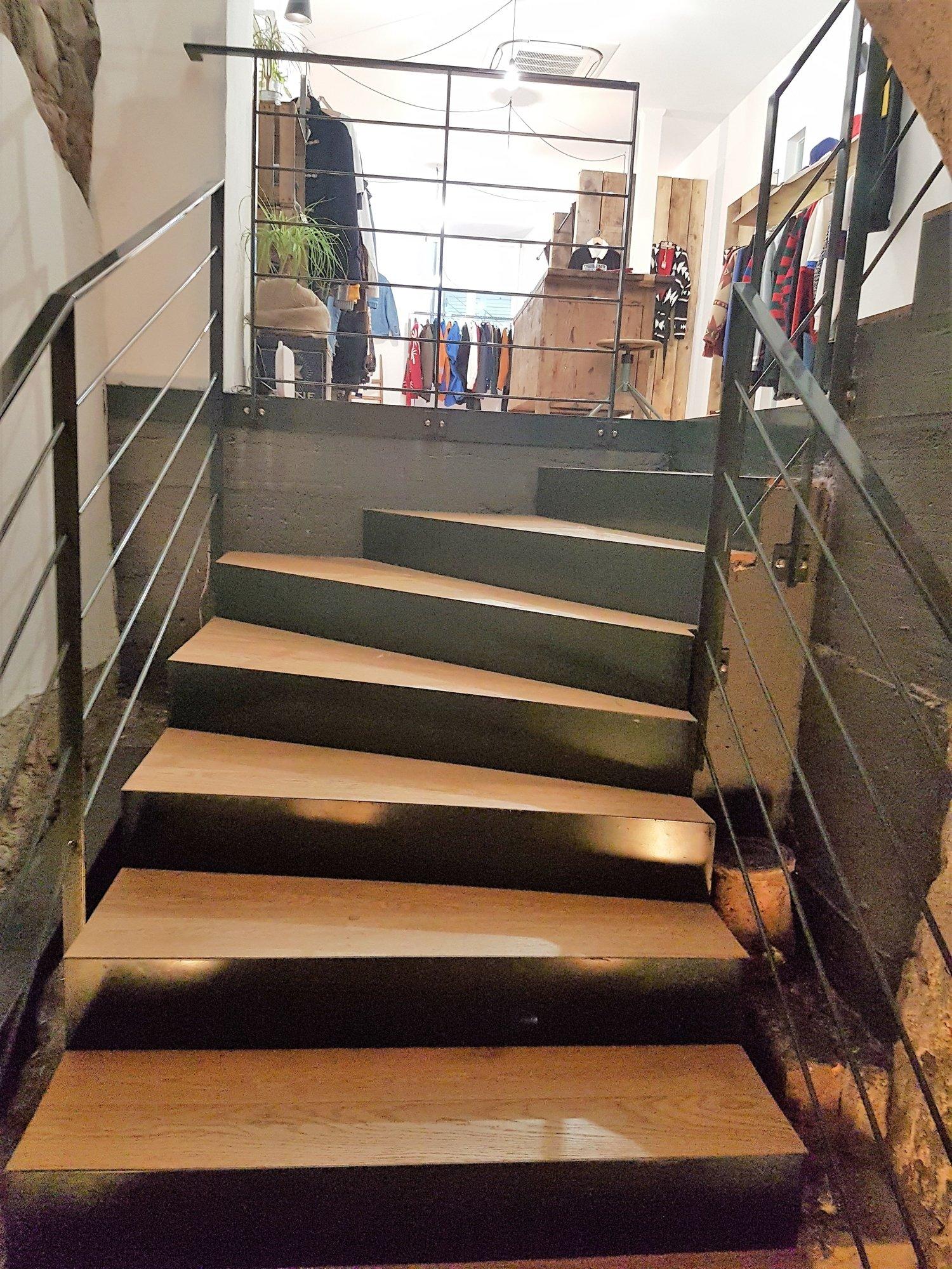 Treppendetail_dettaglio scala