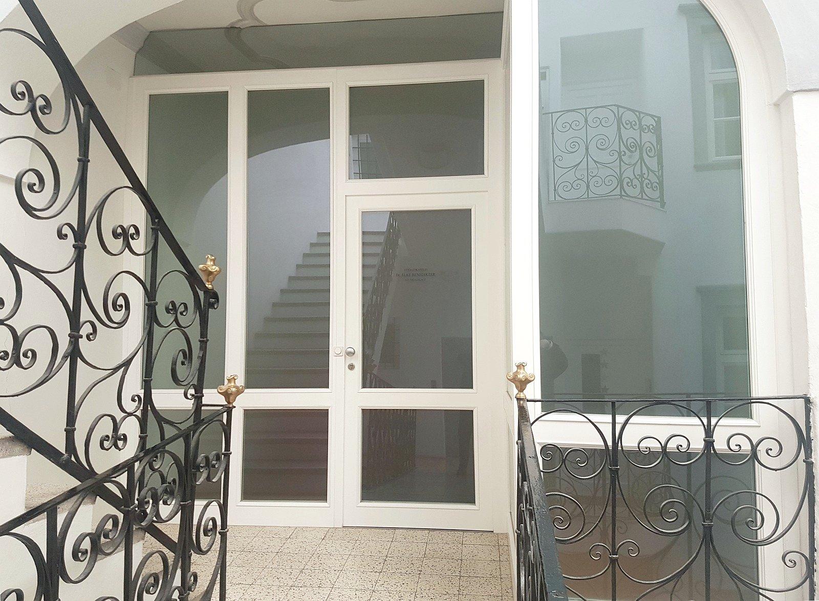 Eleganter Eingang_ingresso elegante