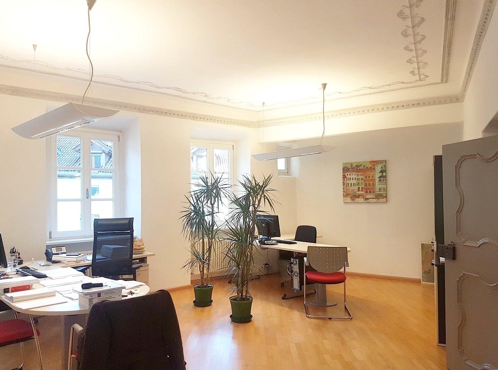 Herrschaftliches Buero_ufficio signorile