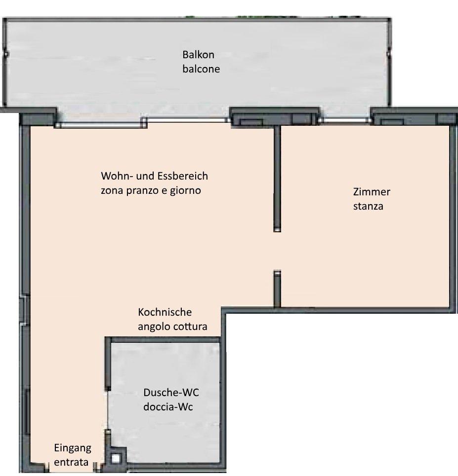 Plan Wohnung 6