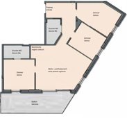 Plan Wohnung 8