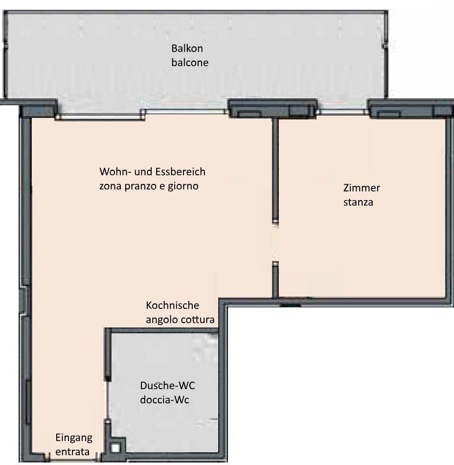Plan Wohnung 11